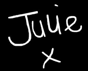 Julie Signature